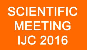 Scientific meeting IJC