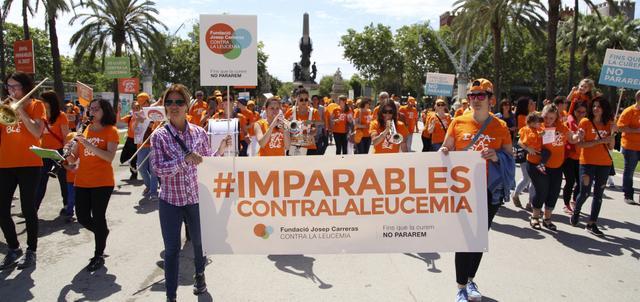 Foto SCL 2016 2 - imparables contra la leucemia