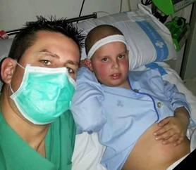Sergi pacient trasplante