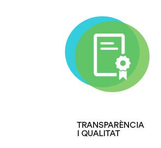 Transparència i qualitat