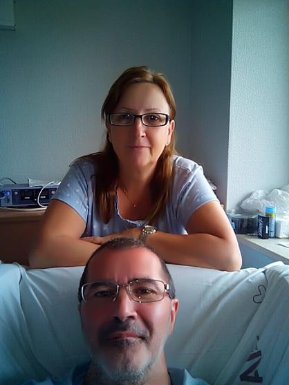 Ginés paciente trasplante 1