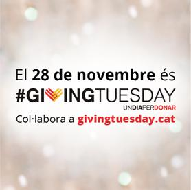Foto Giving Tuesday 2017 CAT