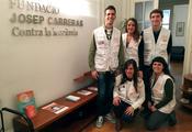 Foto equipo Wesser en la Fundación