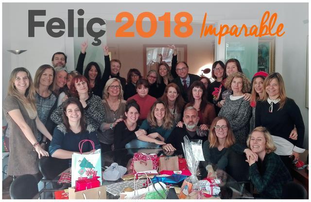 Equip Imparable - Feliç 2018