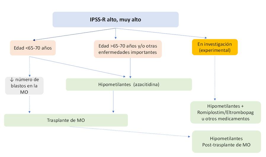SMD - Pacients alt risc CAST