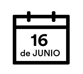 16 de junio