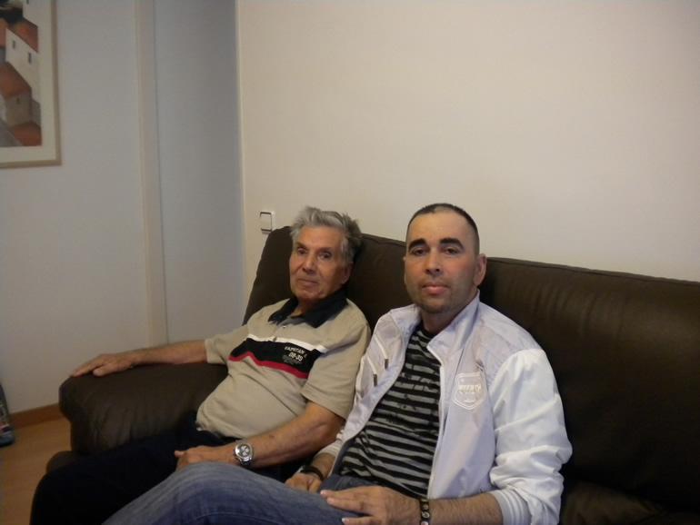 sergio canarias pisos de acogida leucemia