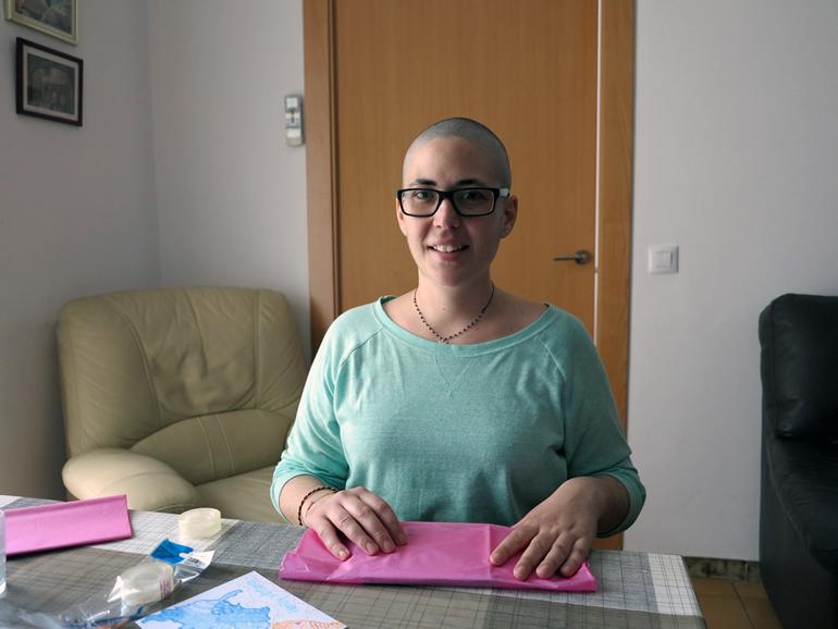 Claudia linfoma pisos de acogida