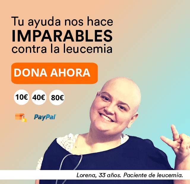 Banner mòbil - Dona ara - LORENA - CAST