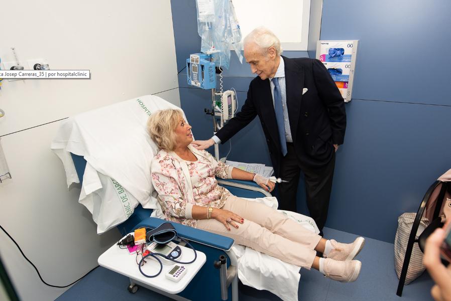 inauguracio clinic pacient