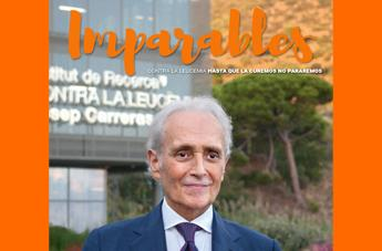 Revista Imparables home cast