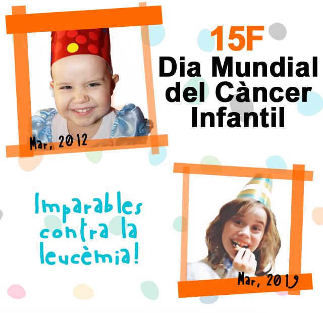 Banner mobile Dia del Càncer Infantil CAT