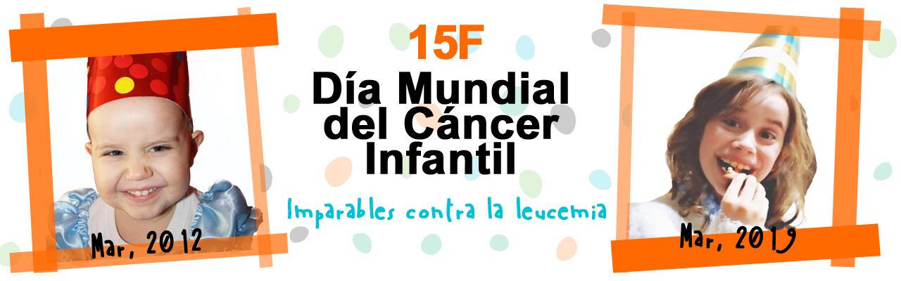 Banner escriptori Dia del Càncer Infantil CAST