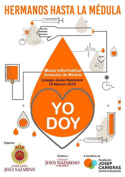 Mesa informativa Cofradía Córdoba