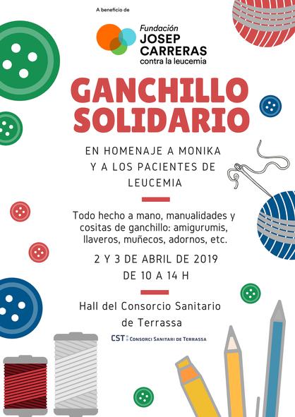 Cartel ganxet solidari CAST