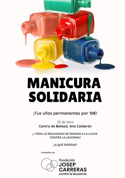 MANICURA SOLIDARIA 1