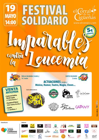 Festival solidari Caceres