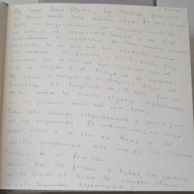 Libro piso Anna Striolo