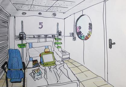 dibujo Francesc inmunoterapia CART