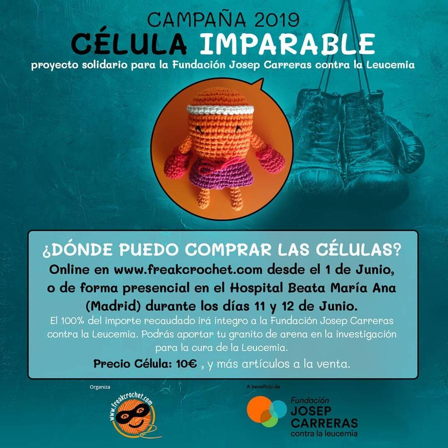 Celulas imparables