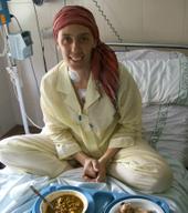 Laura Almendros paciente