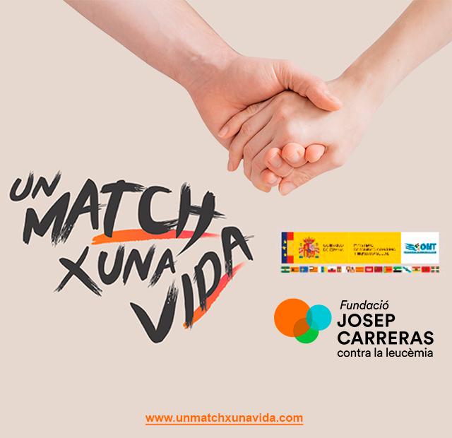 Banner mobile Un match x una vida