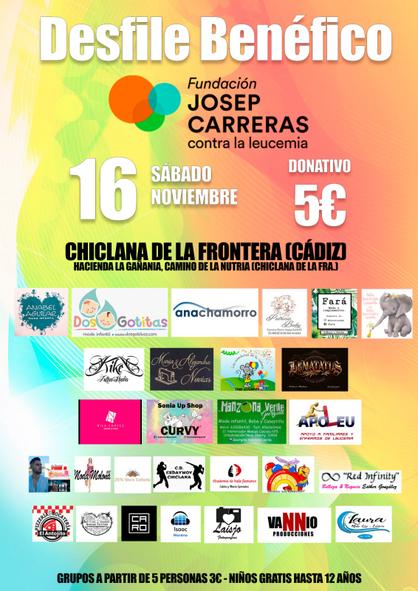 Cartel desfile Chiclana OK