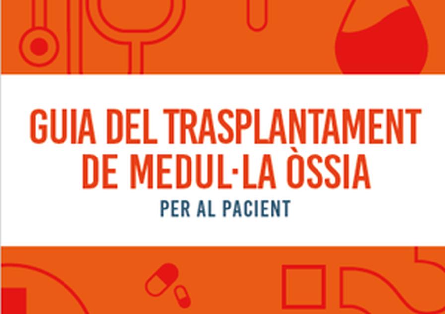 Guia trasplantament medul·la òssia per a pacients
