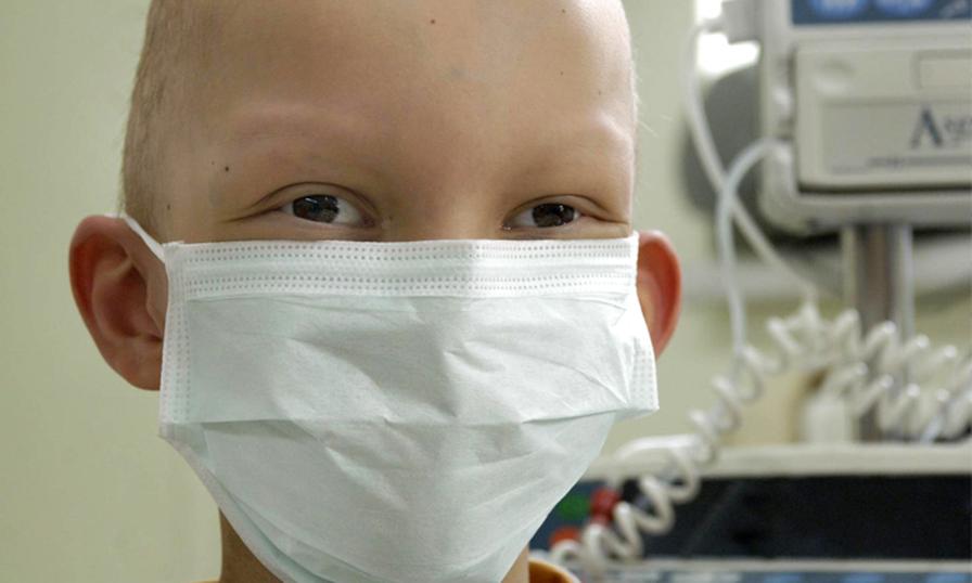 paciente con leucemia