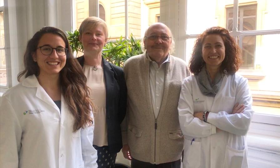 Dr. Enric Carreras endotelio Instituto de Investigación contra la Leucemia Josep Carreras