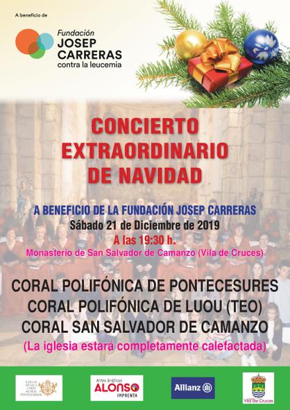 Cartel Vila de Cruces 2019