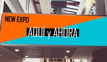 ENTRADA EXPOSICION AQUI Y AHORA