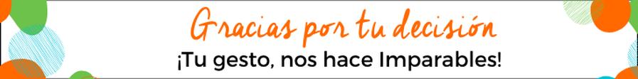 GRACIAS CELEBRACIÓN