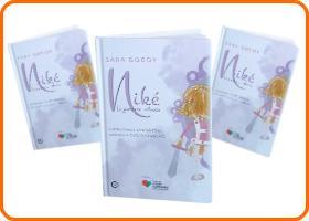 LIBRO | Niké, la guerrera valiente