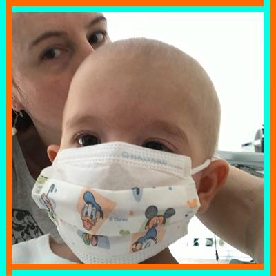 bebés leucemia Gabriel