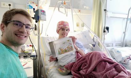 Pilar leucemia cámara de aislamiento