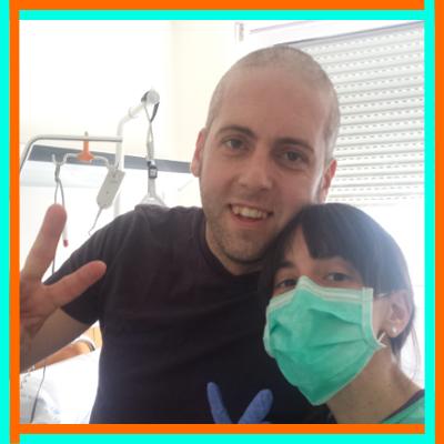 paciente Edu leucemia