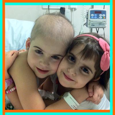 Leucemia infantil hermanos