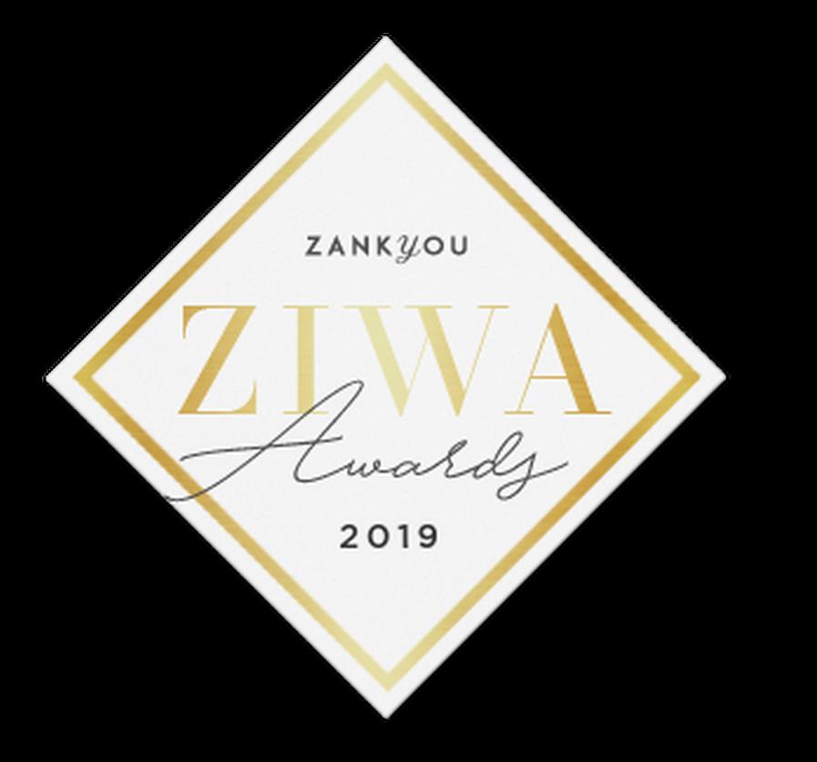 Sello premio Zankyou 2019