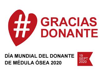 Dia Mundial del donante de médula ósea 2020