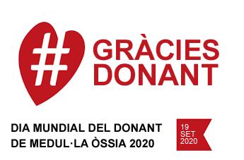Dia Mundial del Donant de Medula òssia