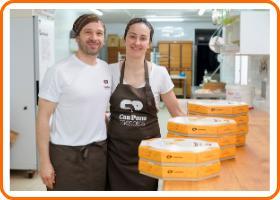 PASTELERÍA | Ensaimadas y otras delicias solidarias
