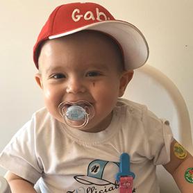Testimonio final Gabriel Los bebés también tienen leucemia