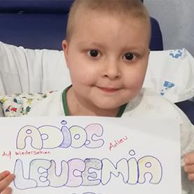 Testimonio final Lucía Los bebés también tienen leucemia