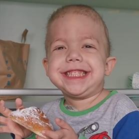 Testimonio final Leo los bebes también tienen leucemia