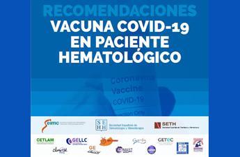 Recomedaciones vacuna COVID