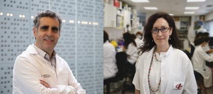 Dr.Esteller + Dra. Pujol