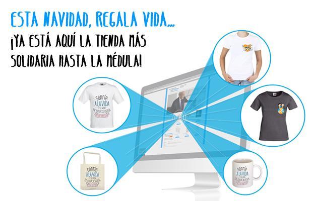 Tienda online Fundación Josep Carreras