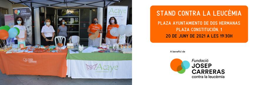L'Associació Acaye imparable contra la leucèmia