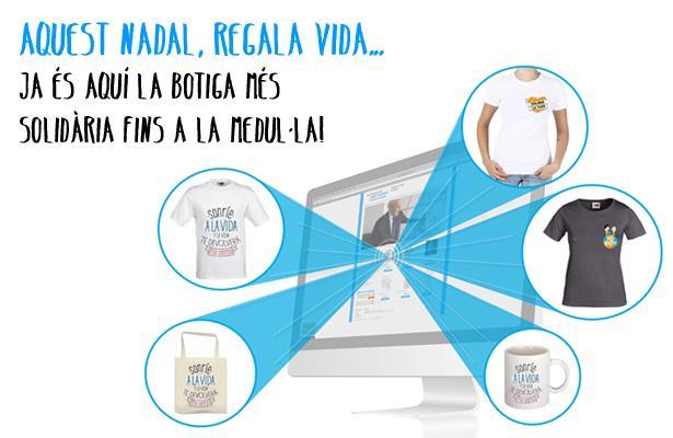 Tenda online Fundació Josep Carreras